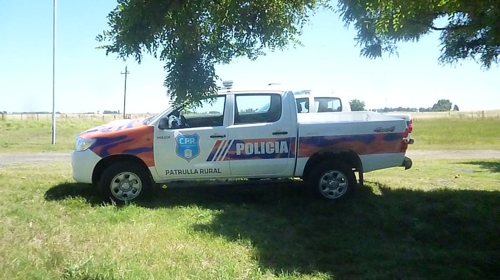 Informe de Prensa de Patrula Rural