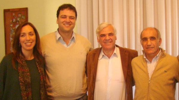 Voto a Voto: María Eugenia Vidal se midió con Battistella y Barroso