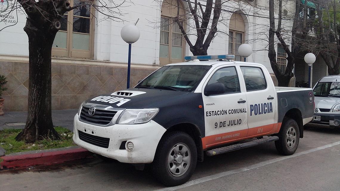 INSOLITO: Detuvieron al ladrón en el Penal
