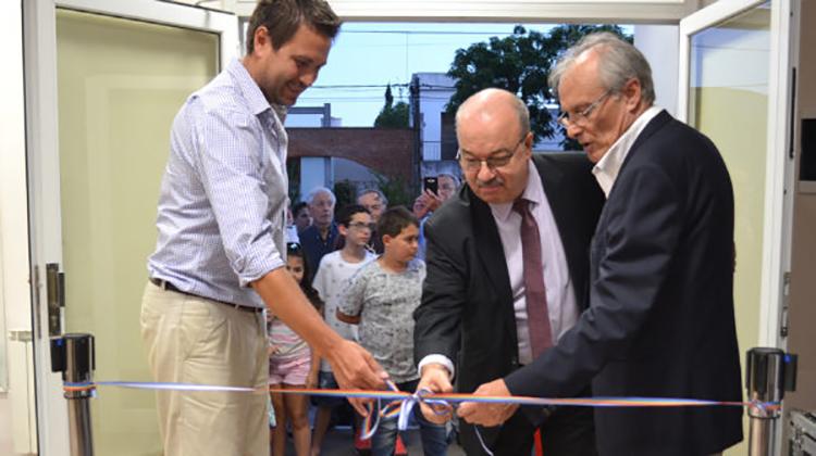Inauguraron Centro de Pagos