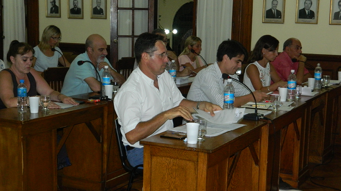 Fue aprobado el aumento municipal