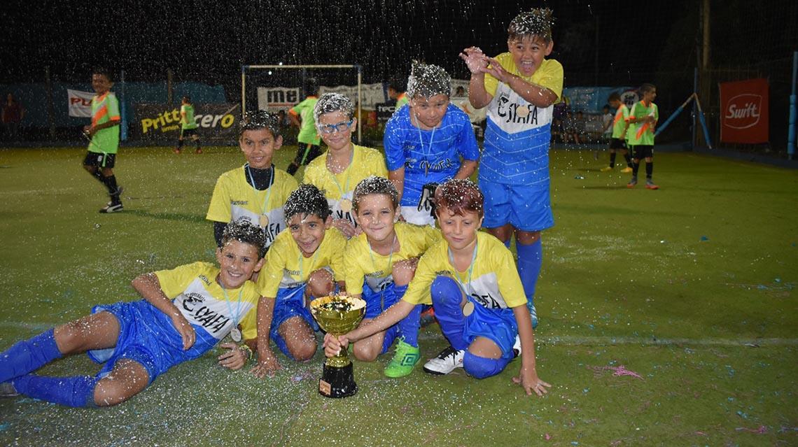 Baby Fútbol San Martín
