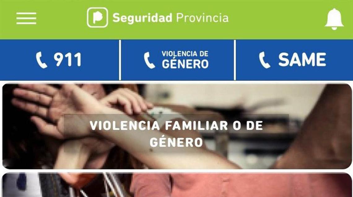 Denuncia violencia de género
