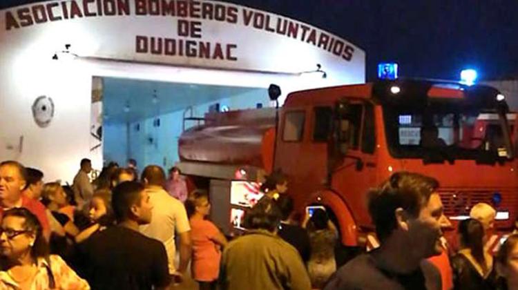 Nueva autobomba para Dudignac