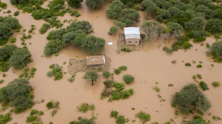 Cáritas junto a los hermanos inundados de Salta