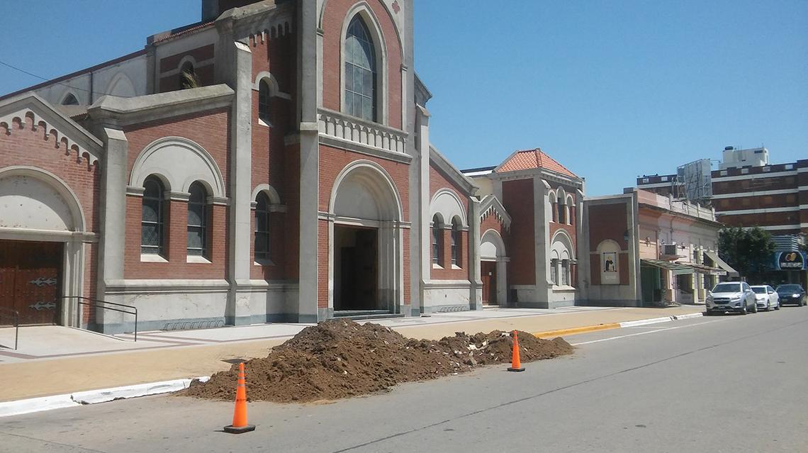 Construyen Capilla Cinerario en Catedral