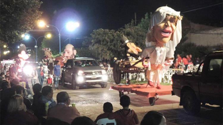 Carnavales en French