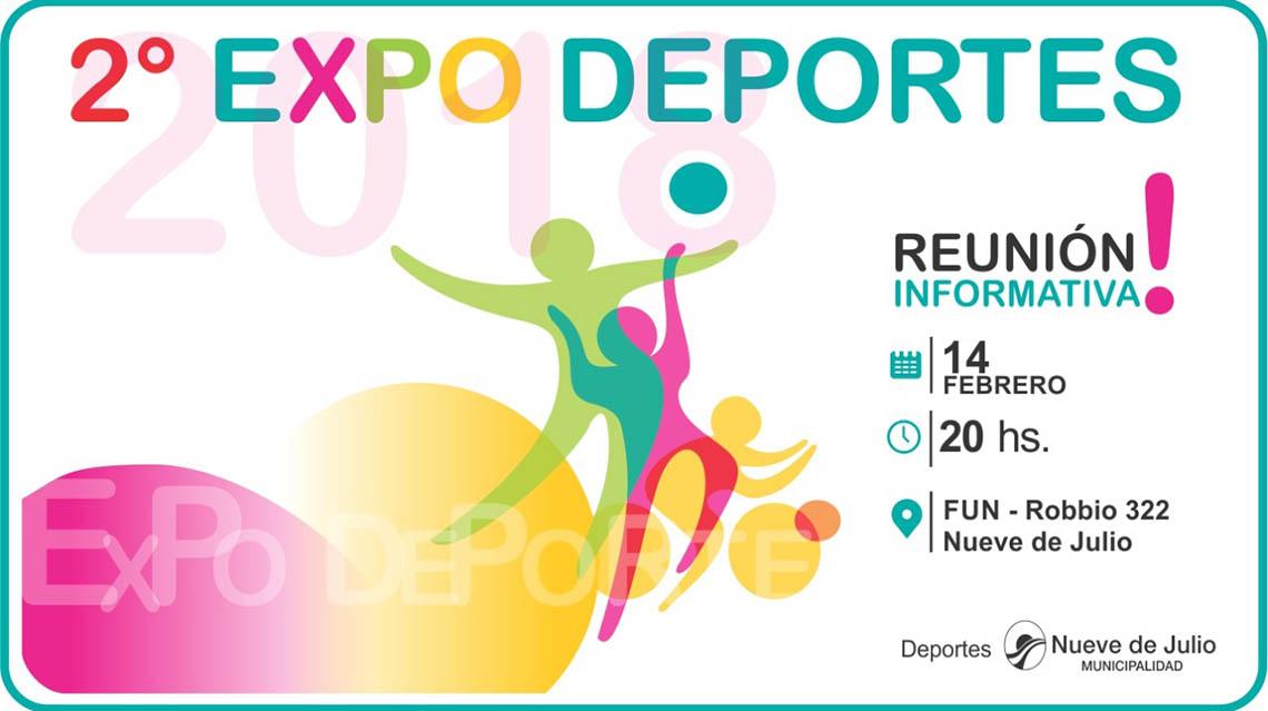 Segunda Expo Deportes