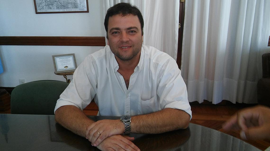 Situación del Delegado de Quiroga