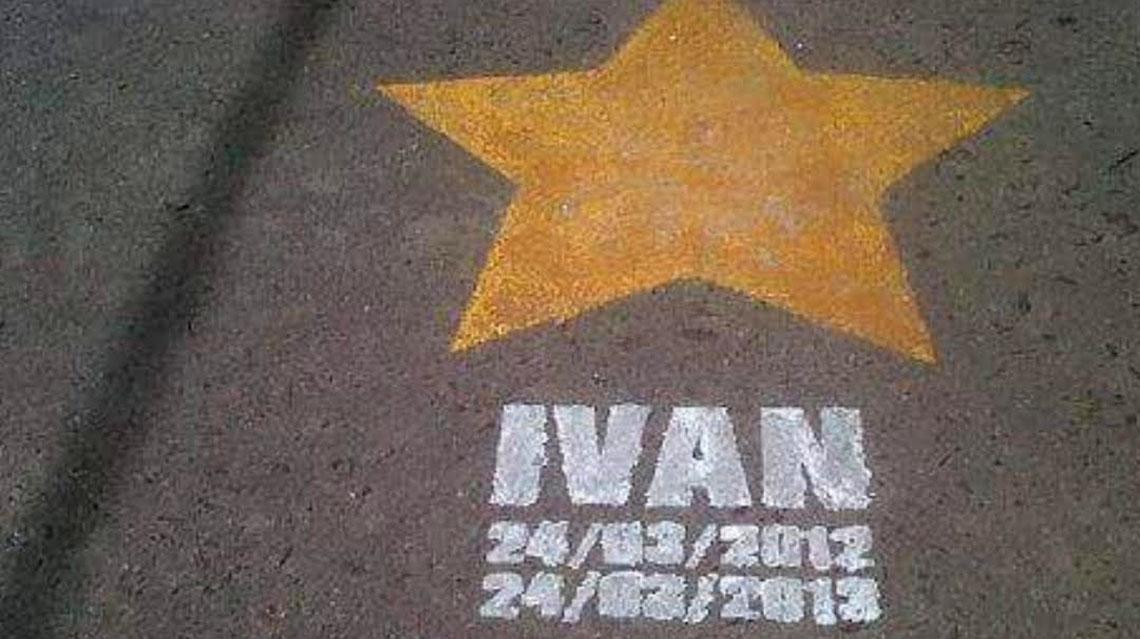 Recuerdan a Iván Inglessi