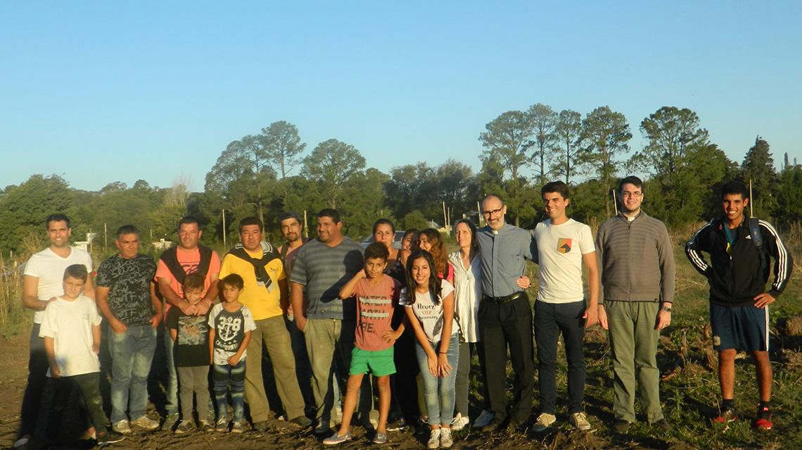 Club Sarmiento: con cancha propia y grandes sueños