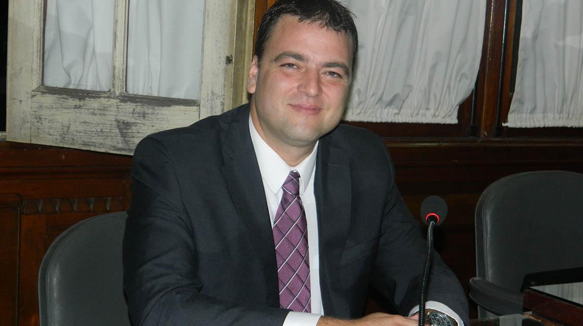 Barroso inauguró sesiones