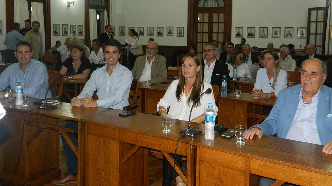 Sesión Ordinaria del Concejo