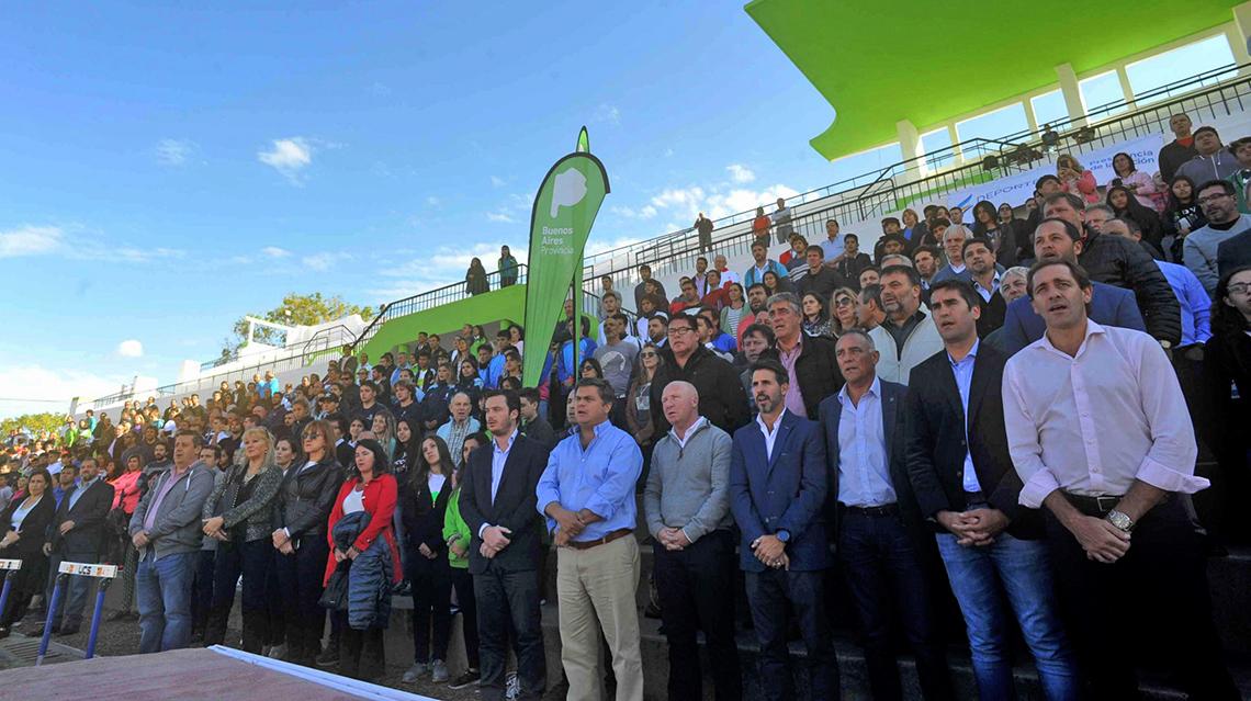 Juegos Bonaerenses 2018