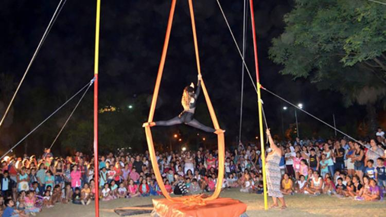 Encuentro Regional de Circo