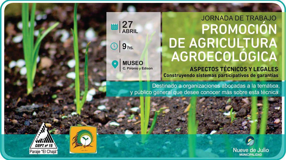 Agricultura agroecológica