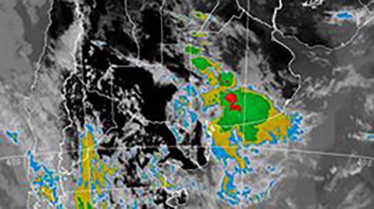 Pronostican alerta meteorológica para Nueve de Julio