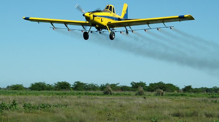 Denuncias sobre fumigaciones dentro de zonas protegidas