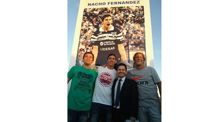 Lobo está?... Ta Ta Ta….. Nacho Fernández