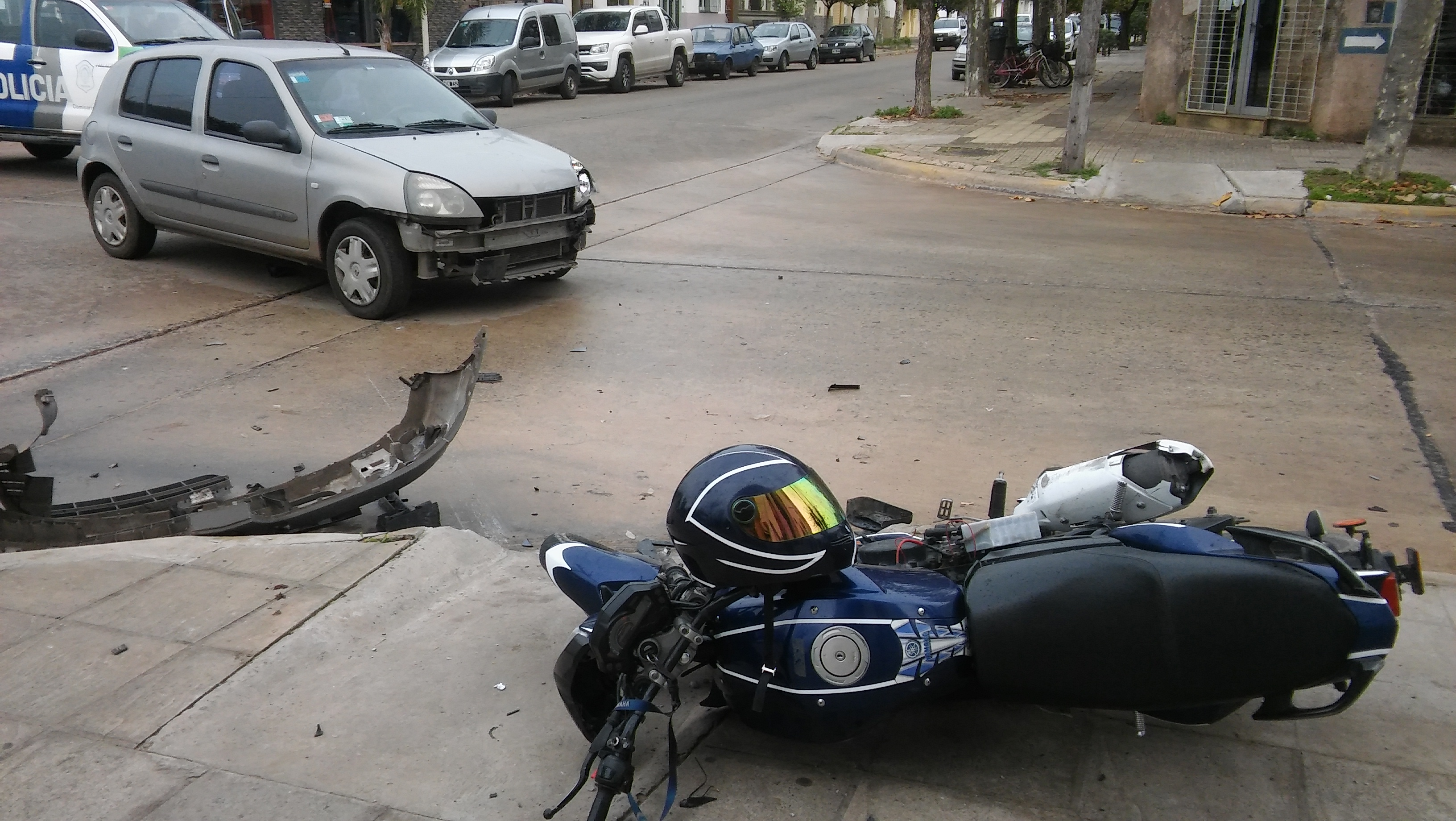 ​ Accidente vial