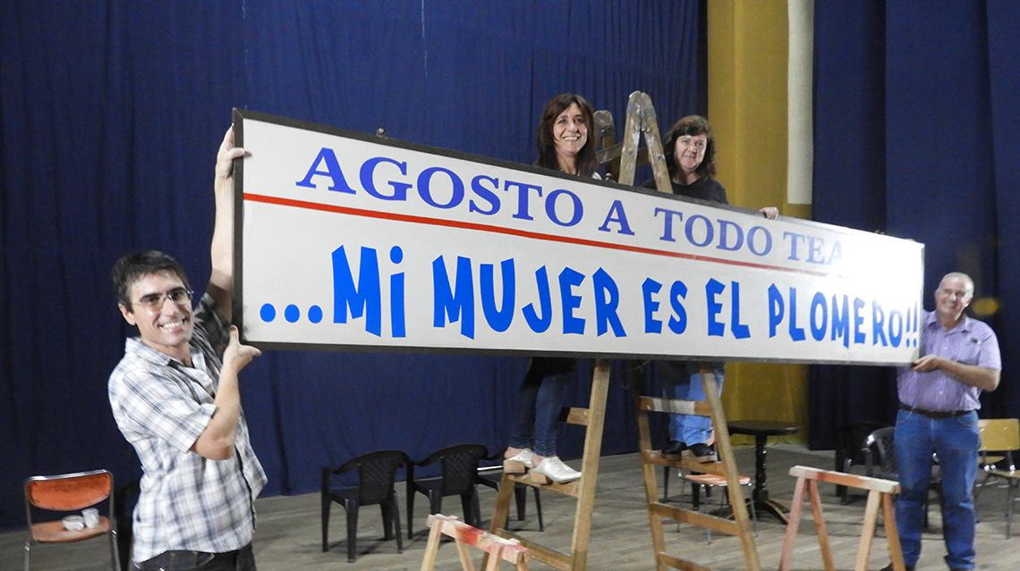 "Se viene otro ""Agosto a Todo Teatro"""