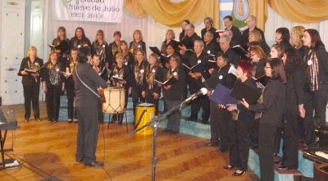 Coro Polifónico de festejo