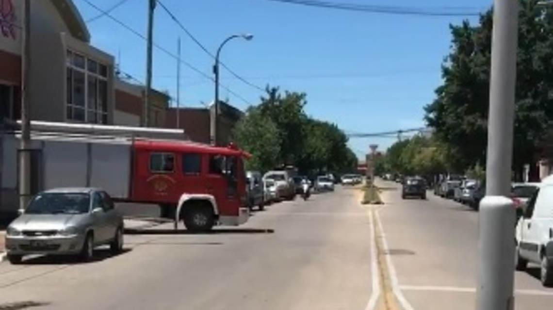 La difícil situación de nuestros bomberos
