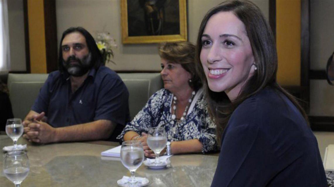 Vidal convocó a los docentes