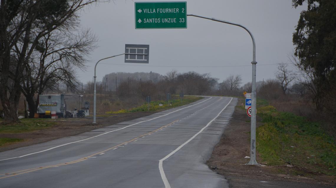 Repavimentación de Ruta 65