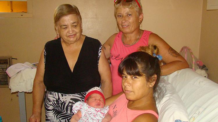 Bianca, la última bebe del 2015