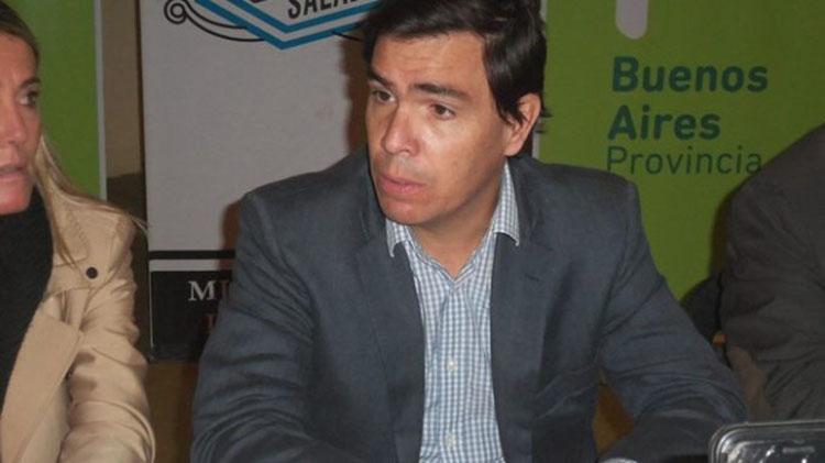 El ministro Javier Tizado visita 9 de Julio