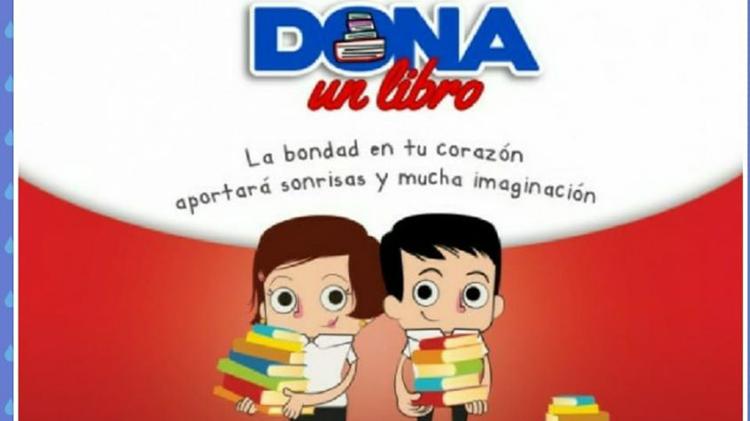 """Campaña """"Dona un Libro"""""""