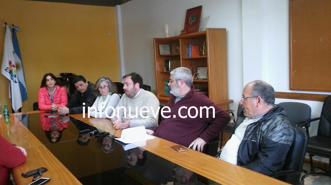 El Consejo de la CEyS despidió a Raineri
