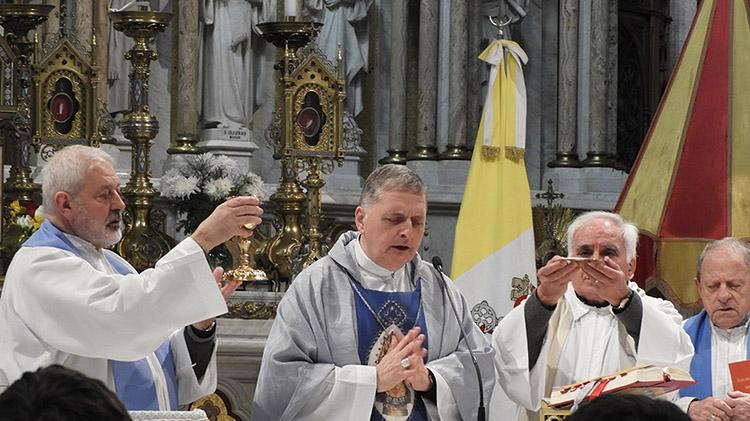 Pegrinación diocesana a Luján