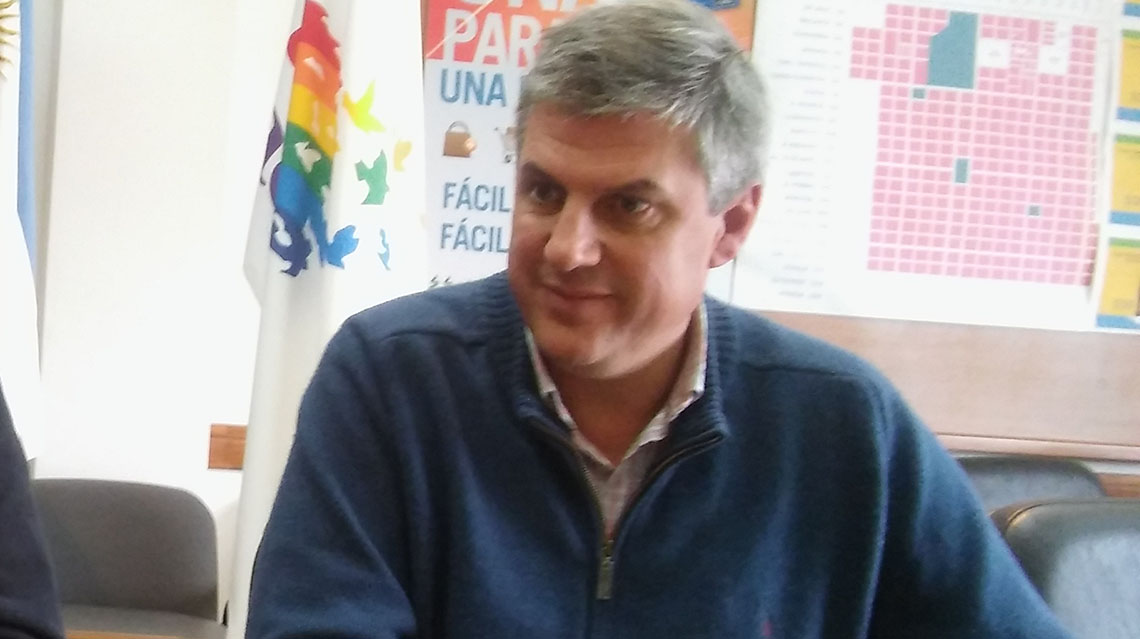 Lista Celeste solidarizada con Raineri