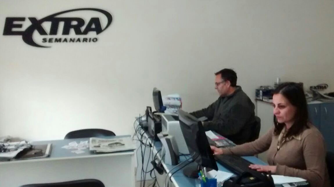 PREMIOS CADUCEO 2015: EXTRA ganó en labor periodística local