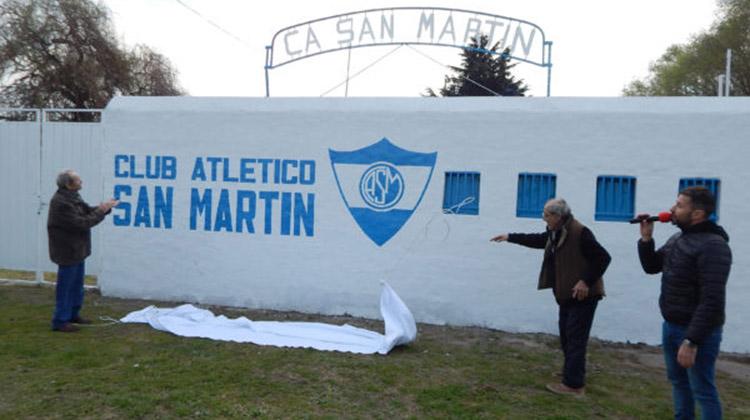 Por siempre Club San Martín