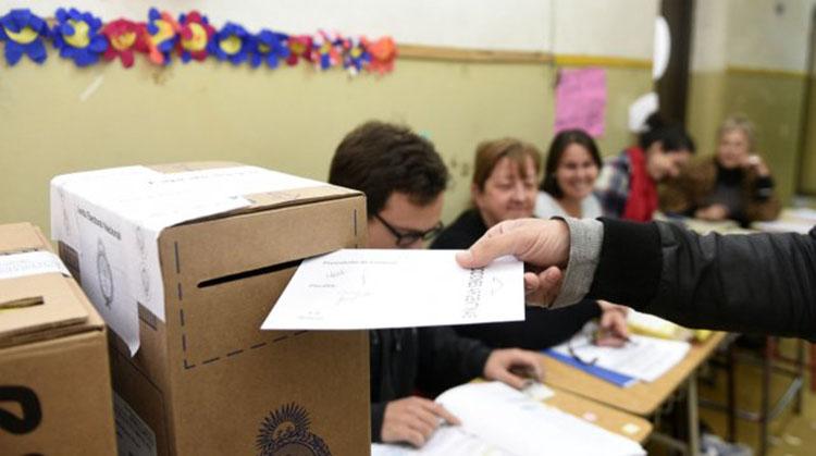 Delegaciones a las urnas