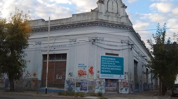 Edificio de ex San Cayetano