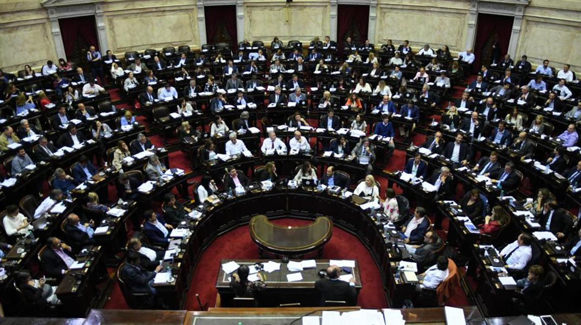 Diputados: Presupuesto 2019