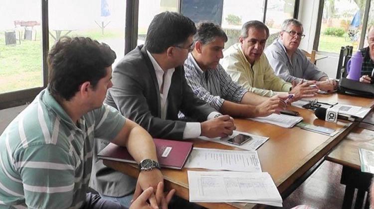 Nucleamiento Empresarial del Noroeste entregó petitorio a Macri y Vidal