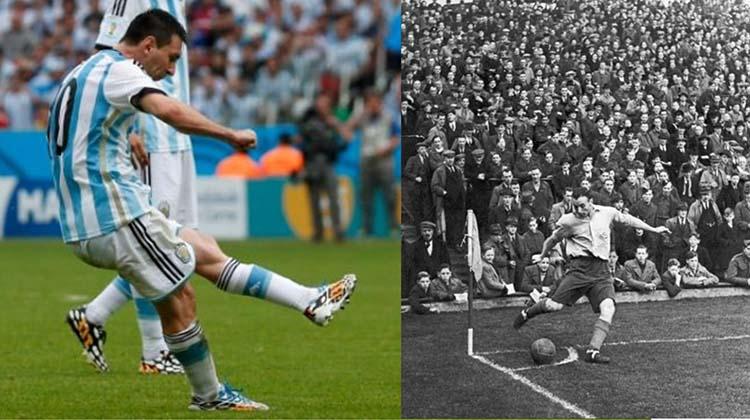 Balón de Oro: De Matthews a Messi