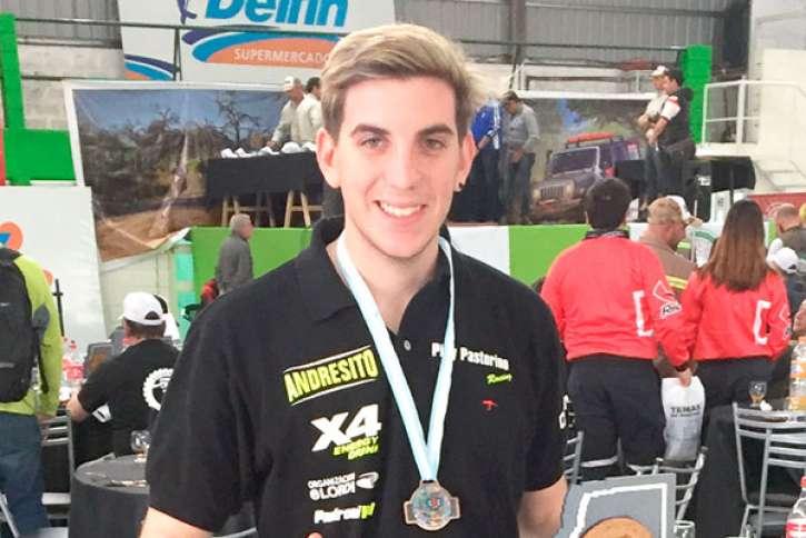 Piky subcampeón de Rally Raid