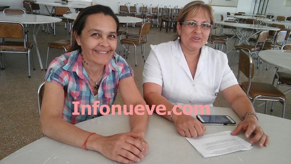 Enfermeros movilizados y unidos