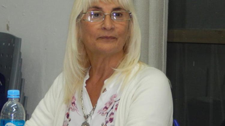 Graciela Vadillo fue reelecta