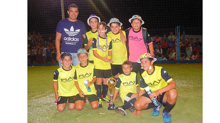 Salud Campeones!!!