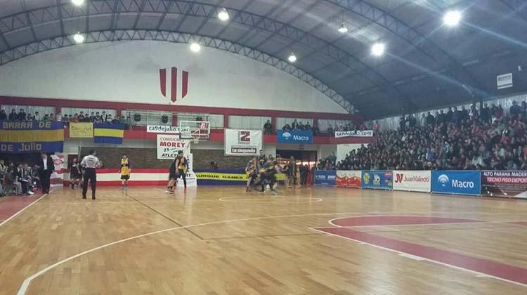 El FutSal se juega en Atlético
