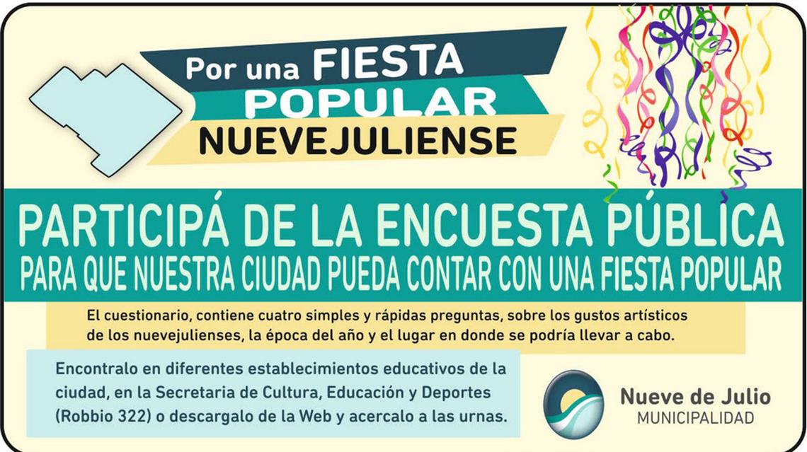 Fiesta Popular Nuevejuliense