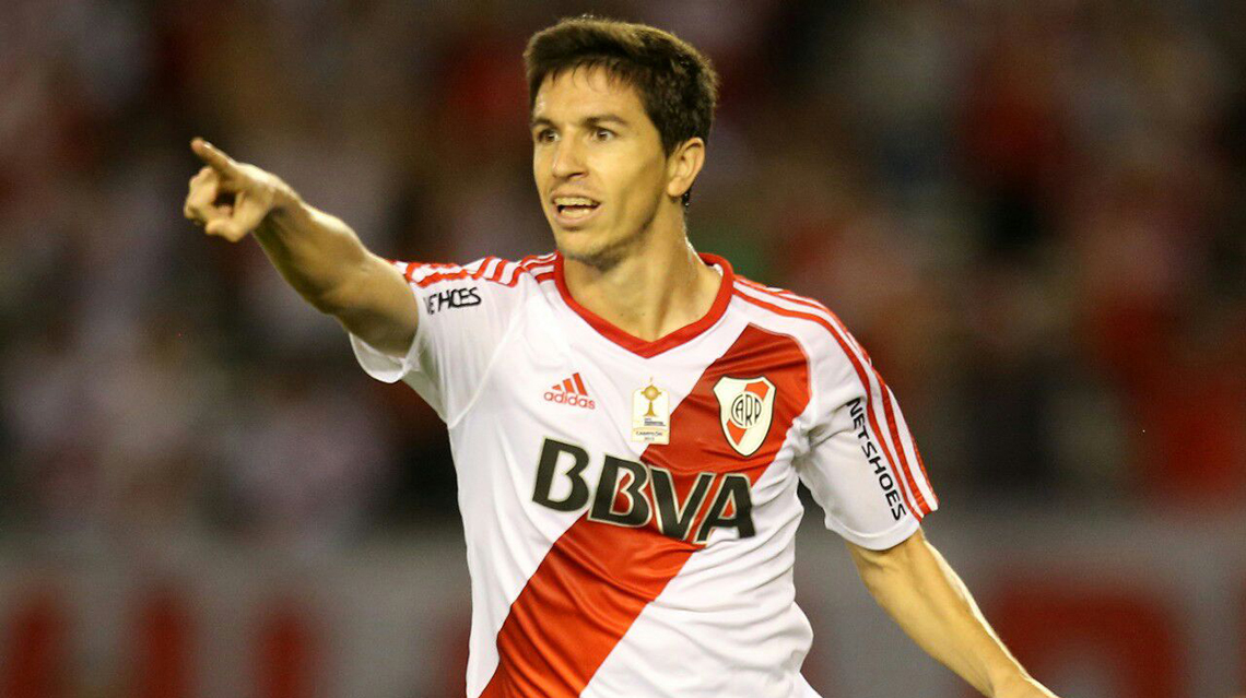 Nacho Fernández vuelve a su casa