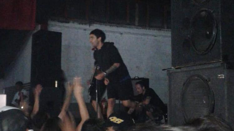 Suena el rock en Quiroga